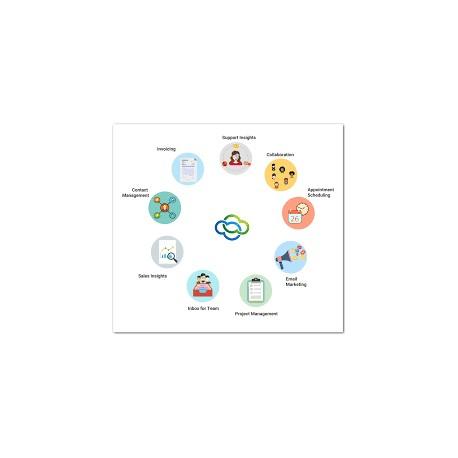vTiger CRM con Campañas Email SMTP Masivo